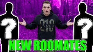 REVEALING WHO'S MOVING INTO MY NEW HOUSE! (ROOMMATES)