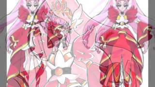 Cure Scarlet Pictures
