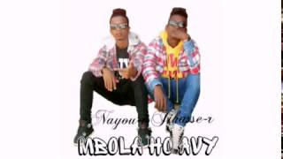 MBOLA HO AVY Nayou-t & Jihasse-r official music 2017
