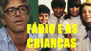 Tema de Fábio e Das Crianças (Clube Dos Curumins) - A Gata Comeu (1985)