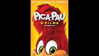 PICA PAU  Trailer 2017 DBLADO  HD