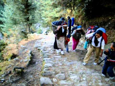 Nepal 2009 Khumbu