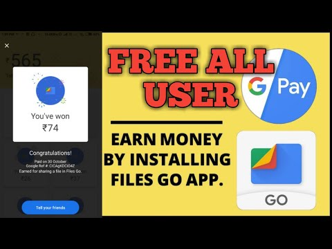 Download thumbnail for Trick Google Pay (Tez) 10 Gerented Scratch