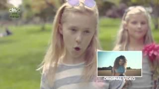 Ella Eyre 'Good Times' Cameo on CBBC