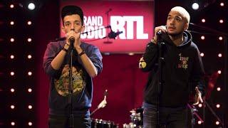 Bigflo & Oli - Dommage (LIVE) Le Grand Studio RTL