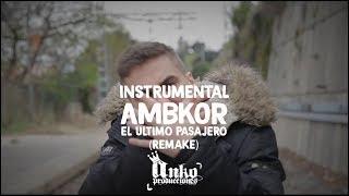 Instrumental El ultimo pasajero - Ambkor (Remake Piano)