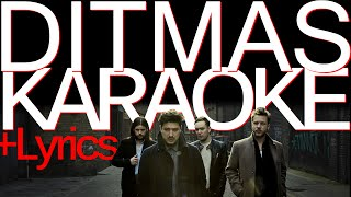 Ditmas - Mumford & Sons KARAOKE / INSTRUMENTAL + Lyrics