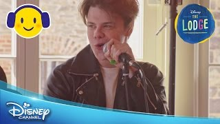 The Lodge | Tell It Like It Is Music Video | Official Disney Channel UK