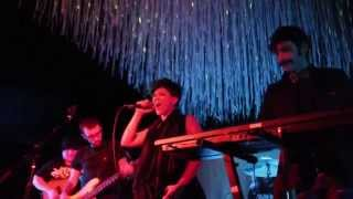 Crystal Jurado live at Portishead Tribute  Cameo Gallery, Brooklyn, NY