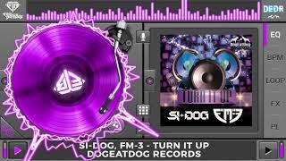 Si-Dog, FM-3 - Turn It Up (Original Mix)