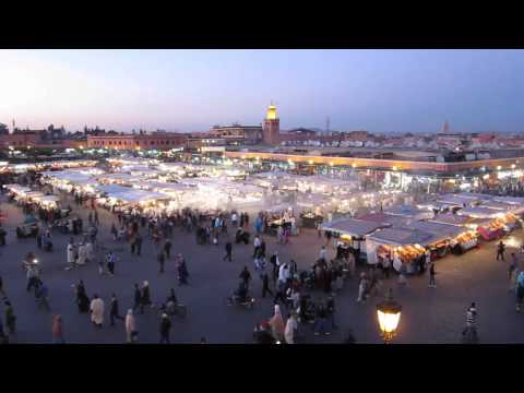 Marrakech Morocco (with one of our favorite Turkish songs)