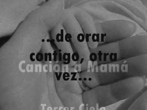 cancion-a-mama-tercer-cielo-letra-lyrics-omar-gonzalez