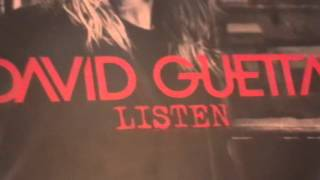 David Guetta & Showtek feat. Magic & Sonny Wilson - Sun goes down [Vinyl HD Sound]