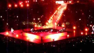 Bodyslam concert clip video