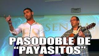 """Pasodoble """"Querida madre del alma"""" de """"Payasitos"""" por Pellejo y Ramoni, discoteca Esenzia Algeciras"""
