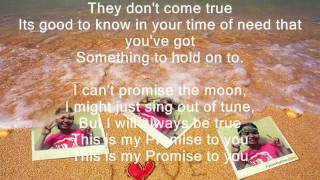 Deborah Cox - The Promise with lyrics