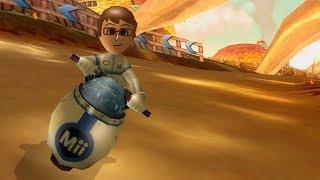 Mario Kart Wii - Maple Treeway - 1:52.243 (Former World Record)