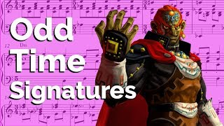 Odd Time Signatures in Video Game Music width=