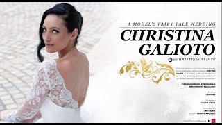 Christina Galioto for Galia Lahav in LA Fashion Magazine