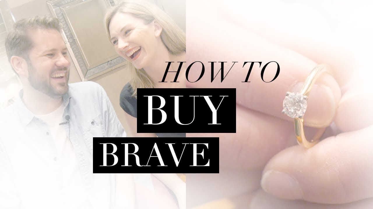 How to Confidently buy an Engagement Ring