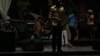 Prince Jay - Jah Cure - LIVE 2016/01