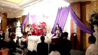 White Ghost at a Chinese wedding part EIGHT
