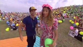 Eric Saade - Girl From Sweden (LIVE Sommarlov 2015  )