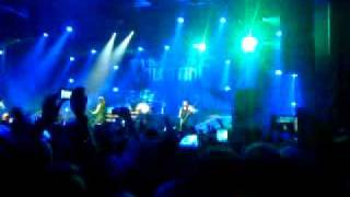 Bullet For My Valentine- Tears Don't Fall Live At Annexet, Stockholm 16 November 2010