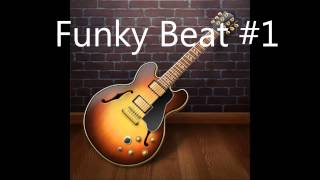 DK Garage Band Composition 2015 - Funky Beat #1