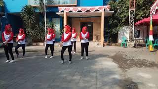 Hand hygiene dance HUT RI 73 RS Annisa
