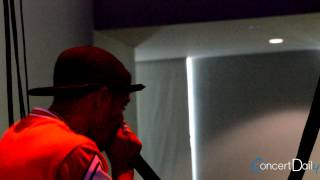 Diggy Simmons performing 'Do It Like You' Live at FSO