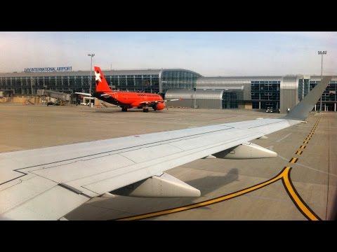 Inside Lufthansa CRJ-900 Lviv – Munich Львів – Мюнхен
