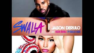 Jason Derulo - Swalla (Instrumental) feat Nicki Minaj & Ty Dolla $ign