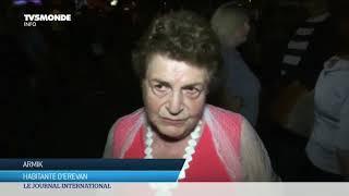 """L'Arménie pleure Charles Aznavour """"le fils du peuple"""""""