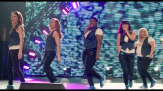 Pitch Perfect 2 - The Bellas Perform At World Championship - Own it on Blu-ray 9/22