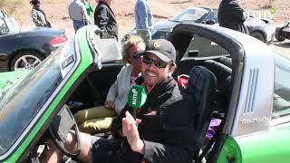 Rallye Maroc Classic : Le climat pré-saharien, le cobalt de Bouazzer et la Vallée des milles casbahs au menu de la 4e étape