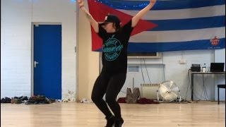 Viki Cercek choreography to One Dance cover by Shari Marie