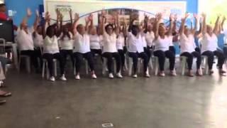 Dança Sênior - Samba Sentado