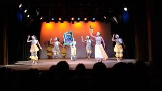 Maracatu - Balé Brasil - Danças Folclóricas Brasileiras.