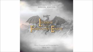 05 Melancholy of the Elf -  Legends of the Forgotten Earth  - Phil Rey