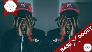 XXXTentacion Ft. Slump God - Off The Wall   Bass Boosted