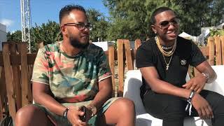 DJ SEBB et Junior répondent à nos questions !