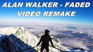 Alan Walker - Faded (GoPro Music Video Remake)