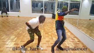 On the low (Angelina) by Burna Boy best dance Choreograph 💪