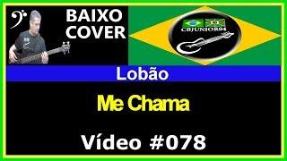 Lobão - Me Chama (no BAIXO com Tablatura) bass cover TAB