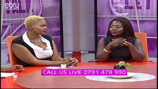 Nyota Ndogo Talks Betrayal By A Close Friend & 'Watu na Viatu' width=