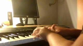 Toccata e Fuga ( Toccata ) Piano ( Cover )