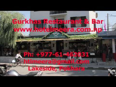 ^MuniMeter.com – Lakeside, Pokhara – Gurkhas Restaurant & Bar