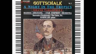 Gottschalk - Réponds moi - List, Lewis (Four Hands, One Piano)