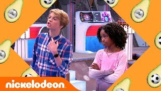 Every. Single. Time. Henry Says Charlotte's Name 😊 | Henry Danger | Nick width=